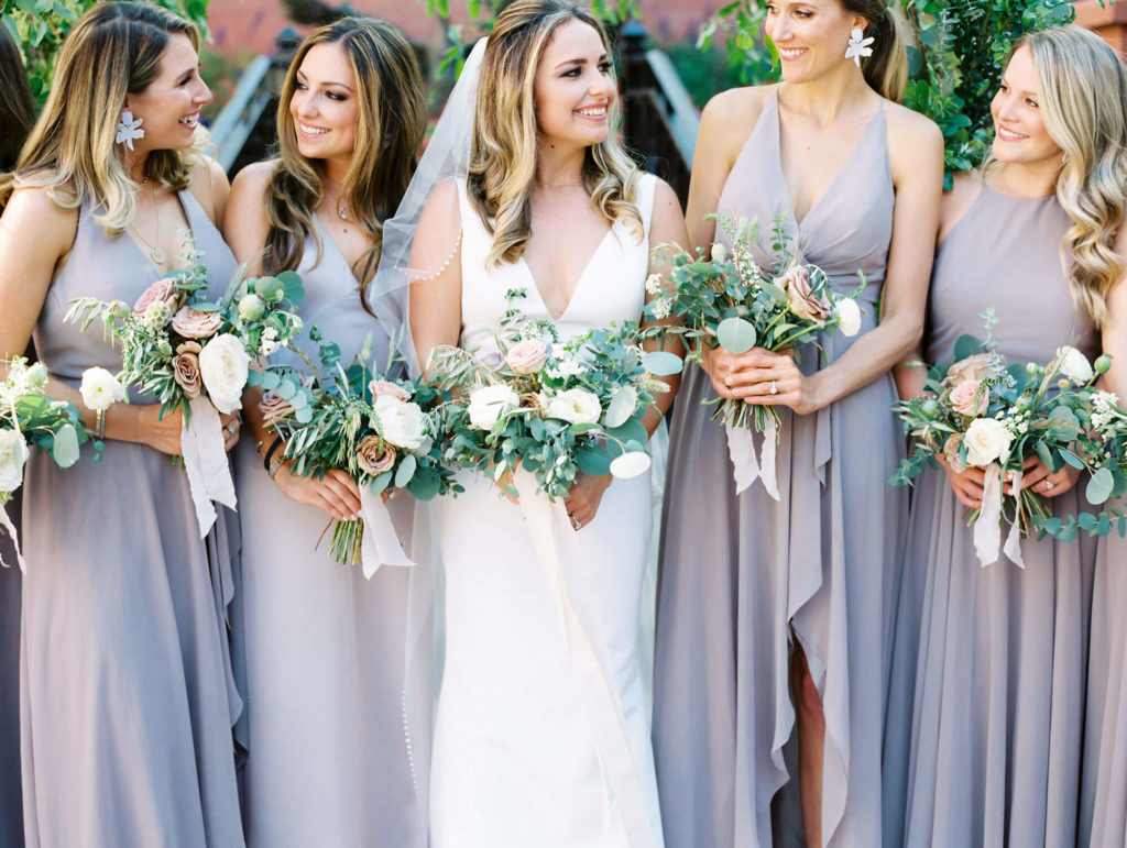 Tara Marolda Aspen Wedding Film photographer - Bridesmaids