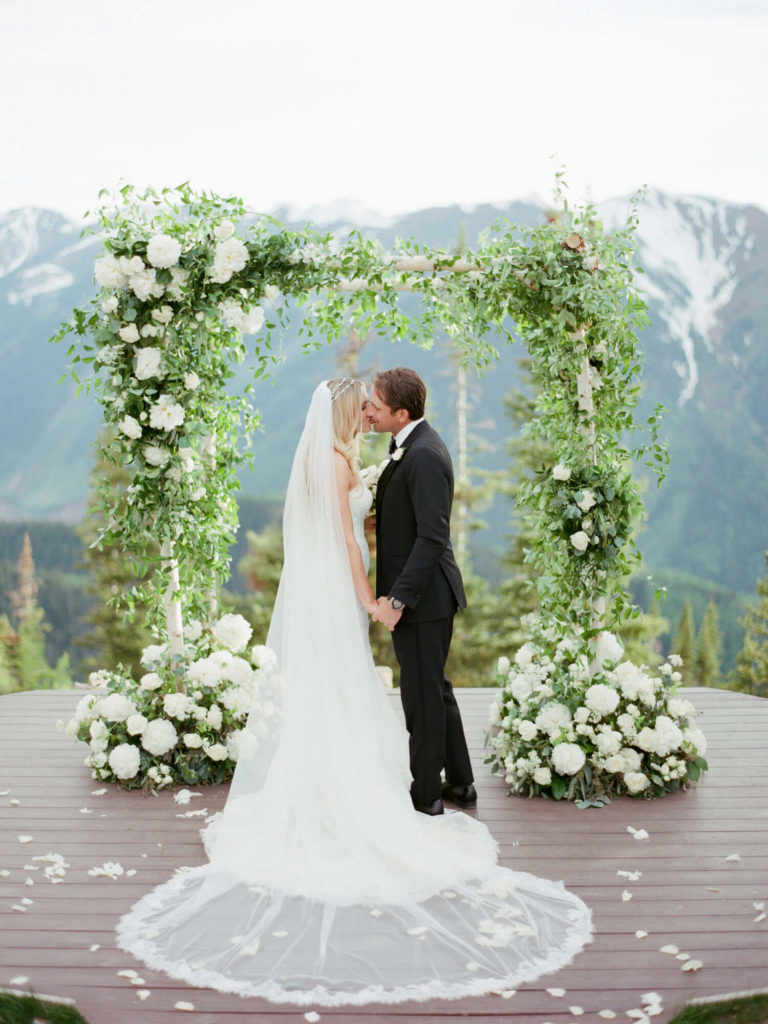 Aspen wedding film photography