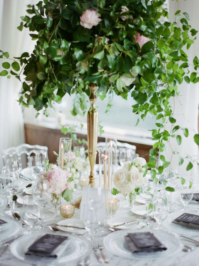 Aspen wedding film photography - reception