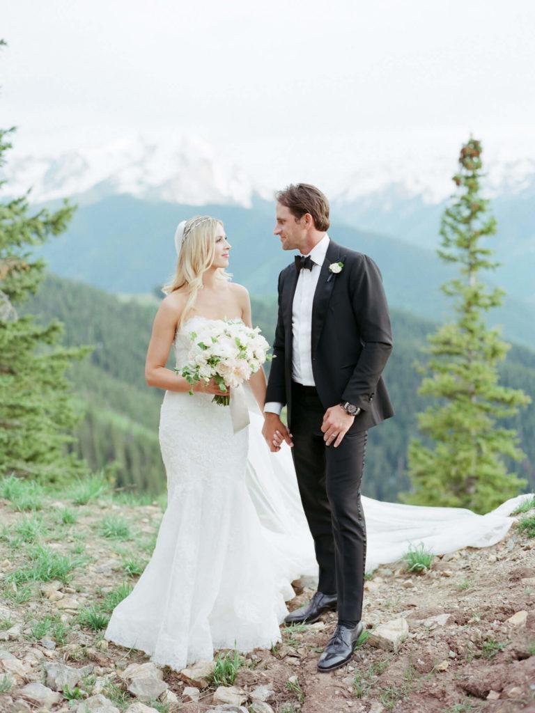 Aspen Wedding Sundeck photographed by Tara Marolda