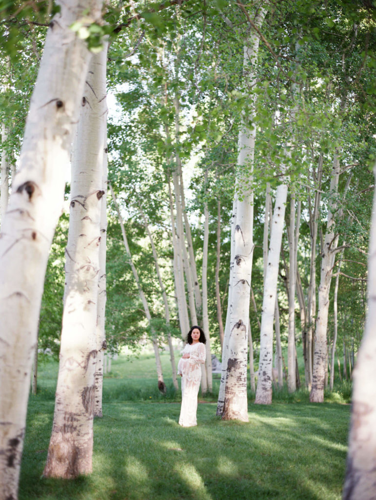 Tara Marolda Watson Family Portrait Photography in Aspen