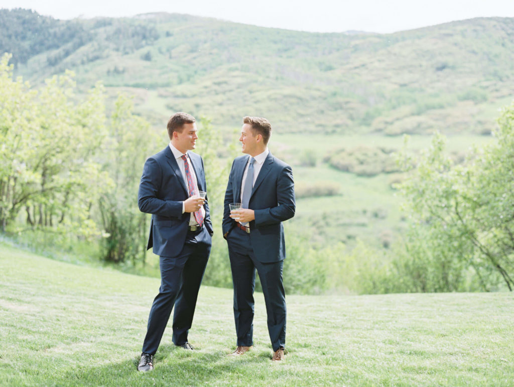 Wedding Photograpy at Wildcat Ranch by Tara Marolda - Groomsmen