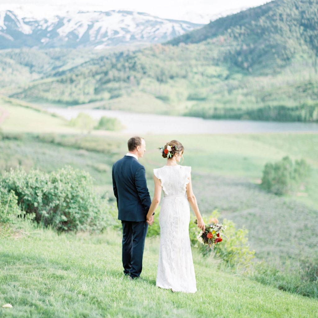 Tara Marolda Aspen based film wedding photographer