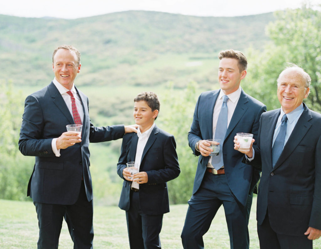 Wedding Photograpy at Wildcat Ranch by Tara Marolda - Groomsan