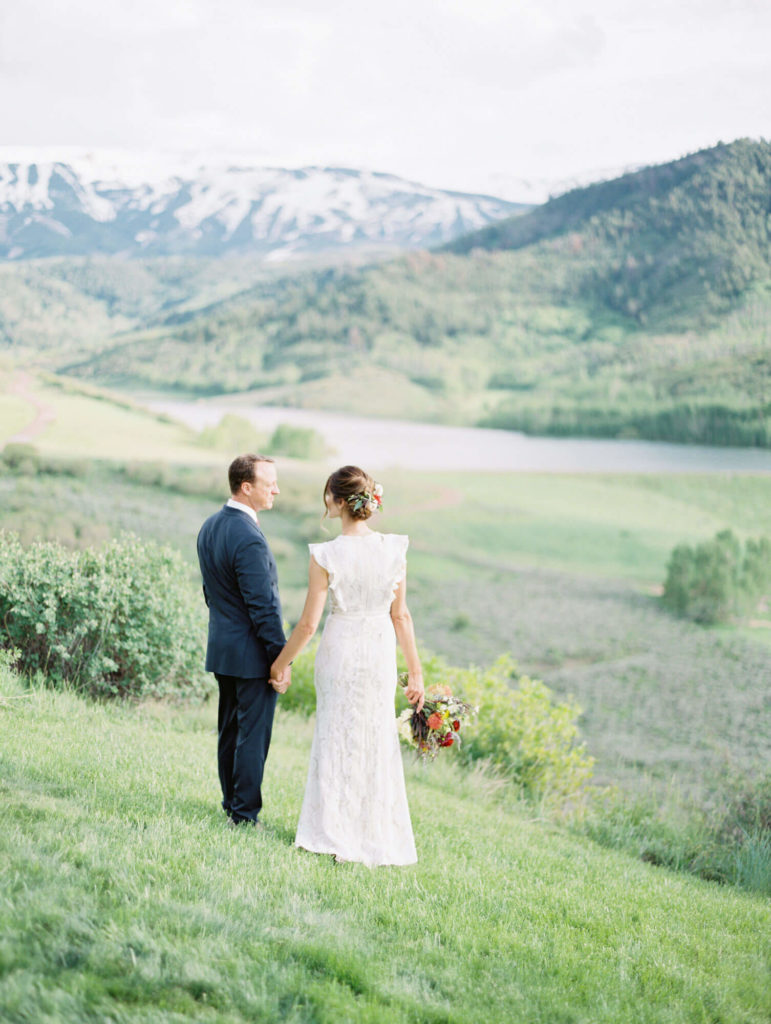 Wedding Photograpy at Wildcat Ranch by Tara Marolda - Bride and Groom