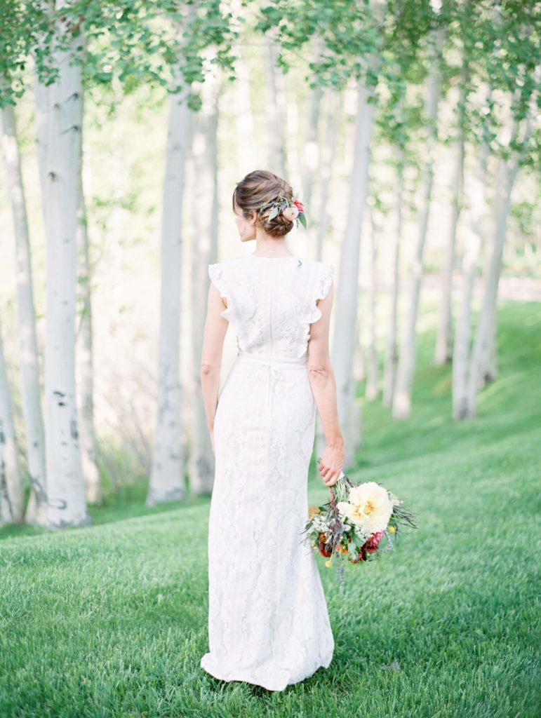 Wedding Photograpy at Wildcat Ranch by Tara Marolda - Bride