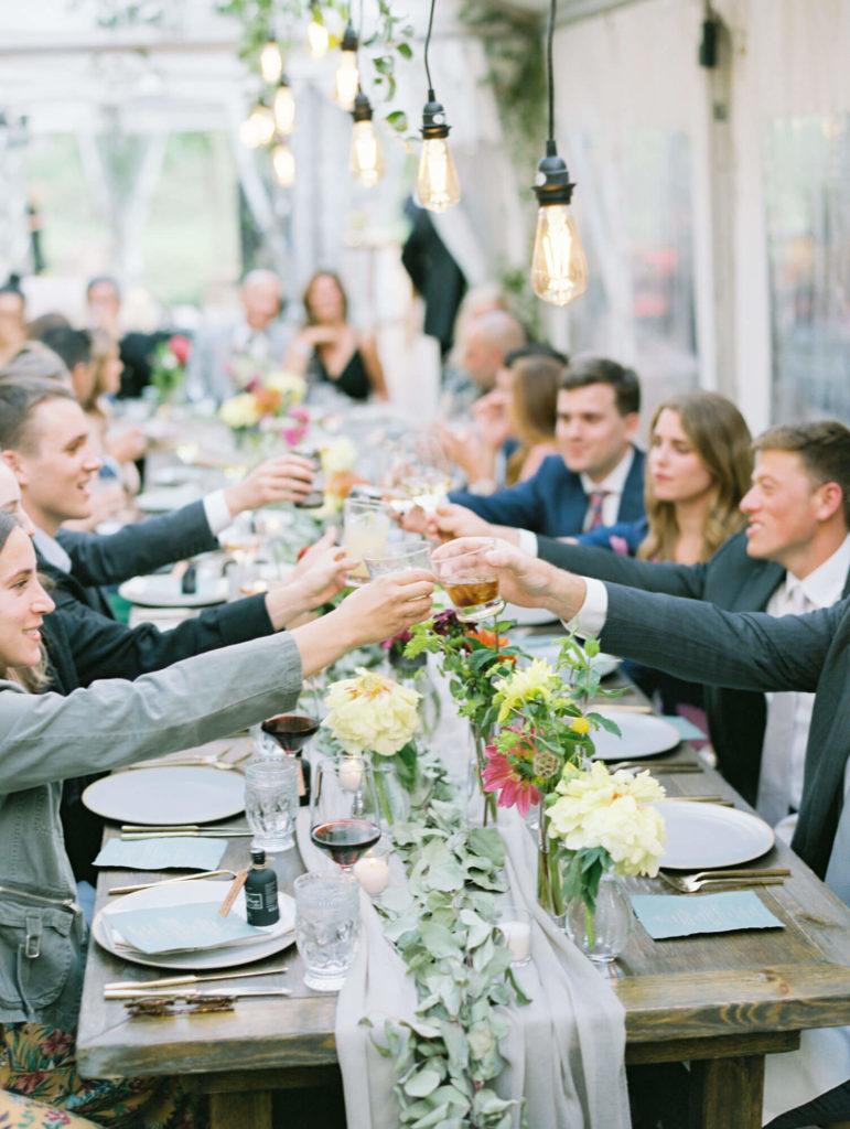 Wedding Photograpy at Wildcat Ranch by Tara Marolda - reception