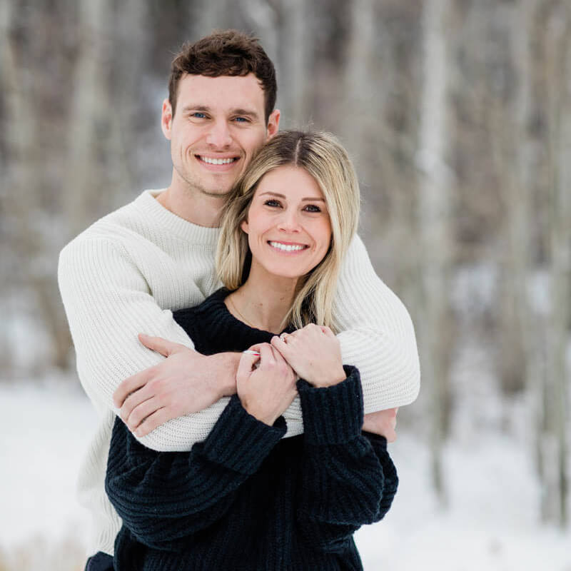 Best Aspen Engagement Photos