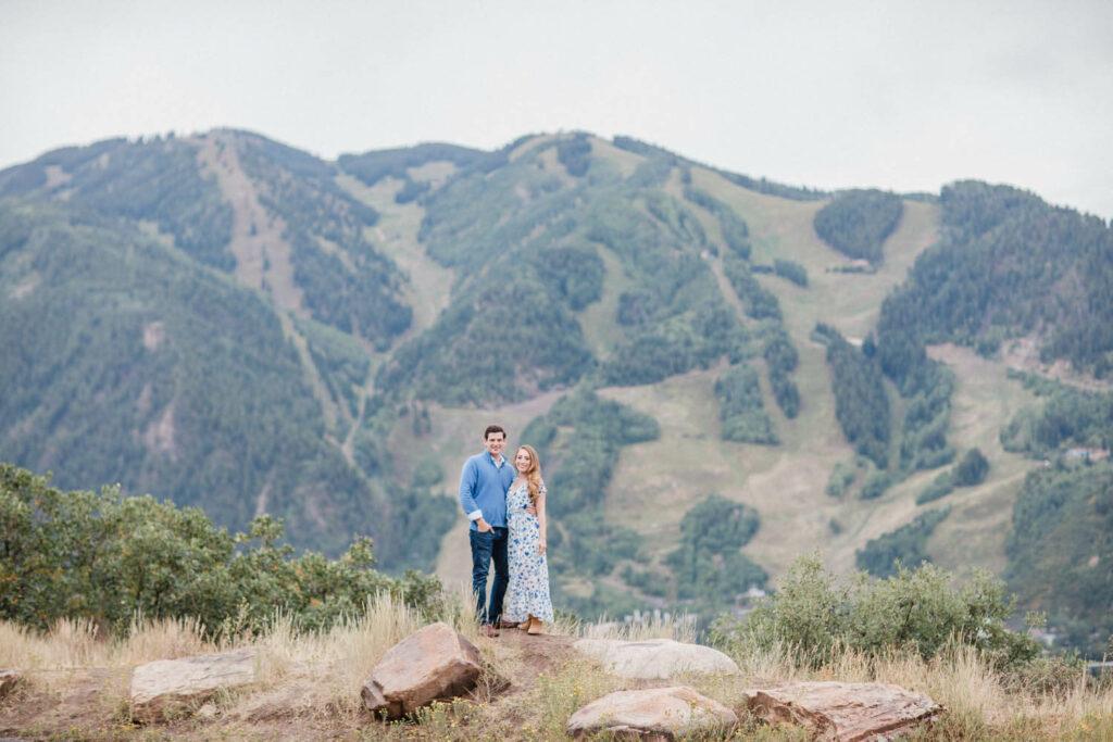Aspen Photographer Tara Marolda Engagement Sessions